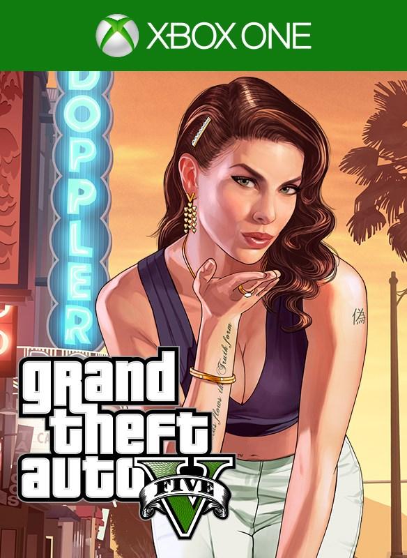 Grand Theft Auto V (KLUCZ XBOX ONE)