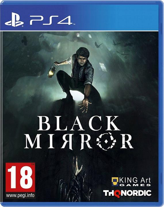 Black Mirror PL PS4 Nowa Folia