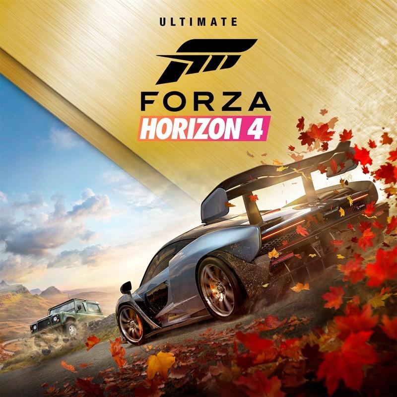 FORZA HORIZON 4 ULTIMATE (KLUCZ XBOX ONE WINDOWS 10)