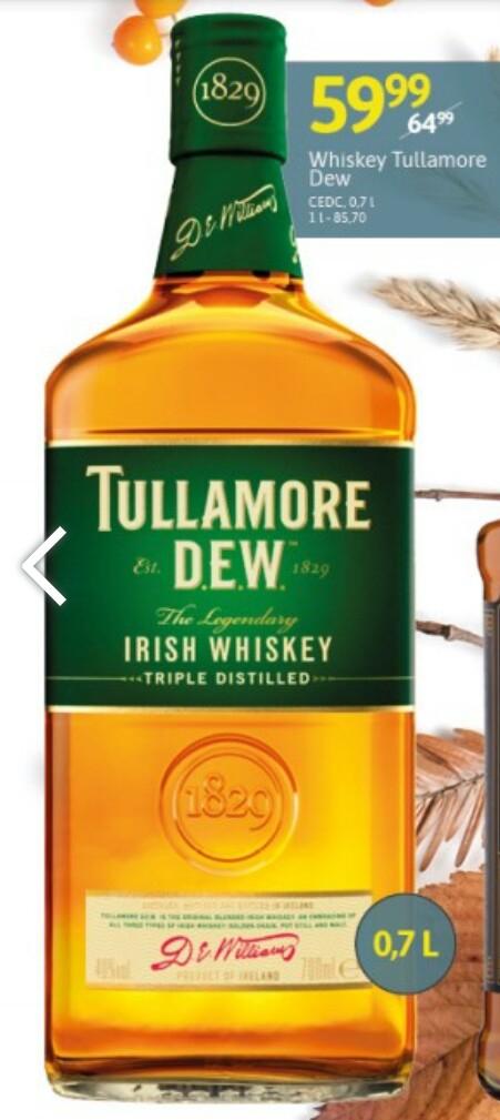 Whiskey Tullamore DEW 0,7 l POLOmarket