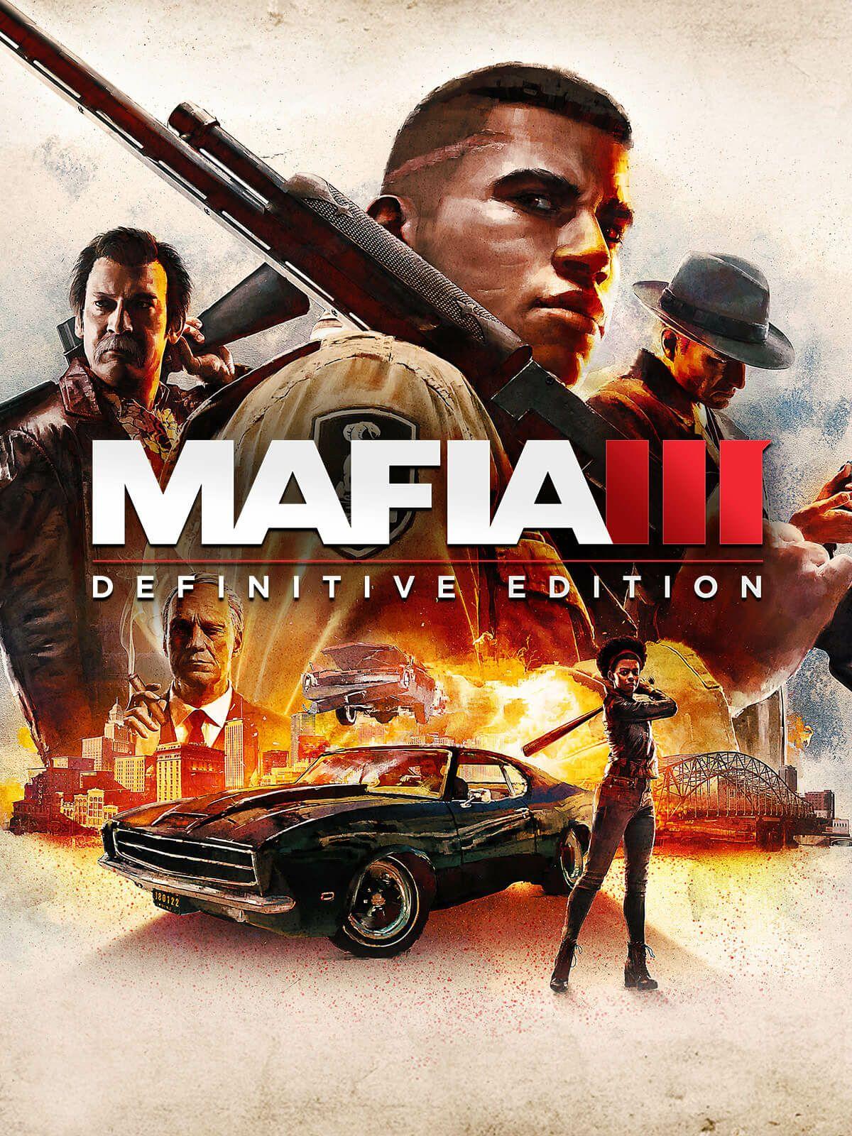 Mafia 3 (Epic - rabat + kupon)