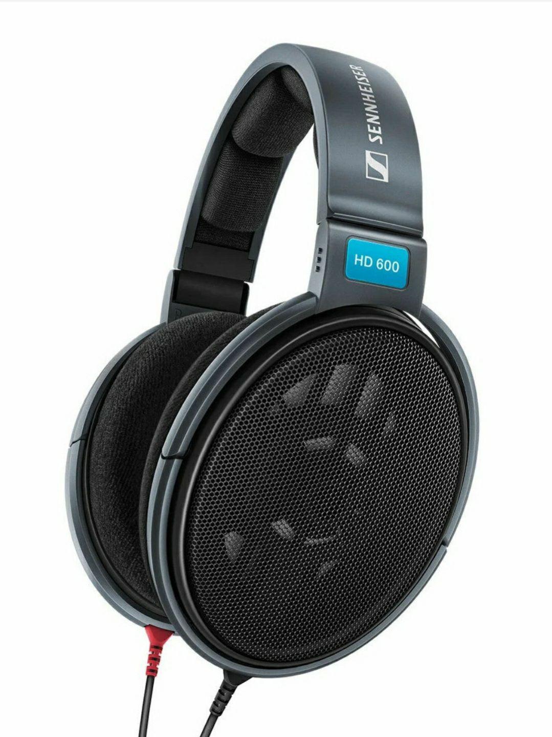 Słuchawki Sennheiser HD600