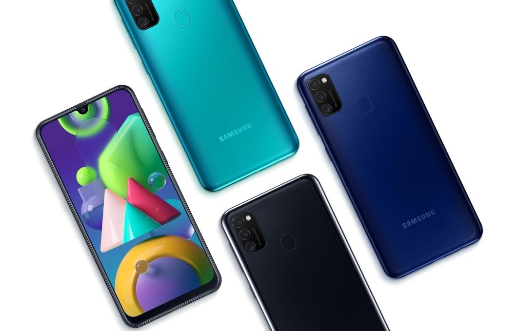 Smartfon Samsung Galaxy M21 64GB Czarny - ABFOTO.PL