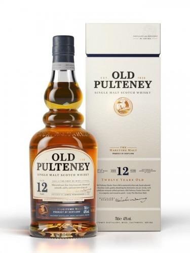 Whisky Old Pulteney 12YO 0.7 L w cenie 119.99 PLN w AlkoOutlet
