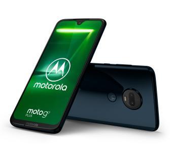 Telefon Motorola Moto G7 Plus, full HD+, OIS, 4/64GB