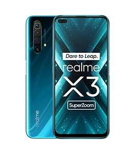 Smartfon Realme X3 Super Zoom 12/256GB, 2 kolory, Amazon