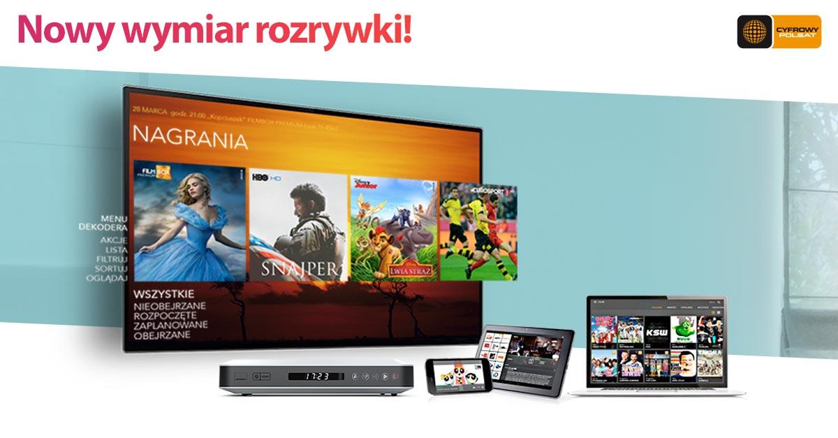 "@Cyfrowy Polsat ""Happy Hours"" pakiet PREMIUM MAX"