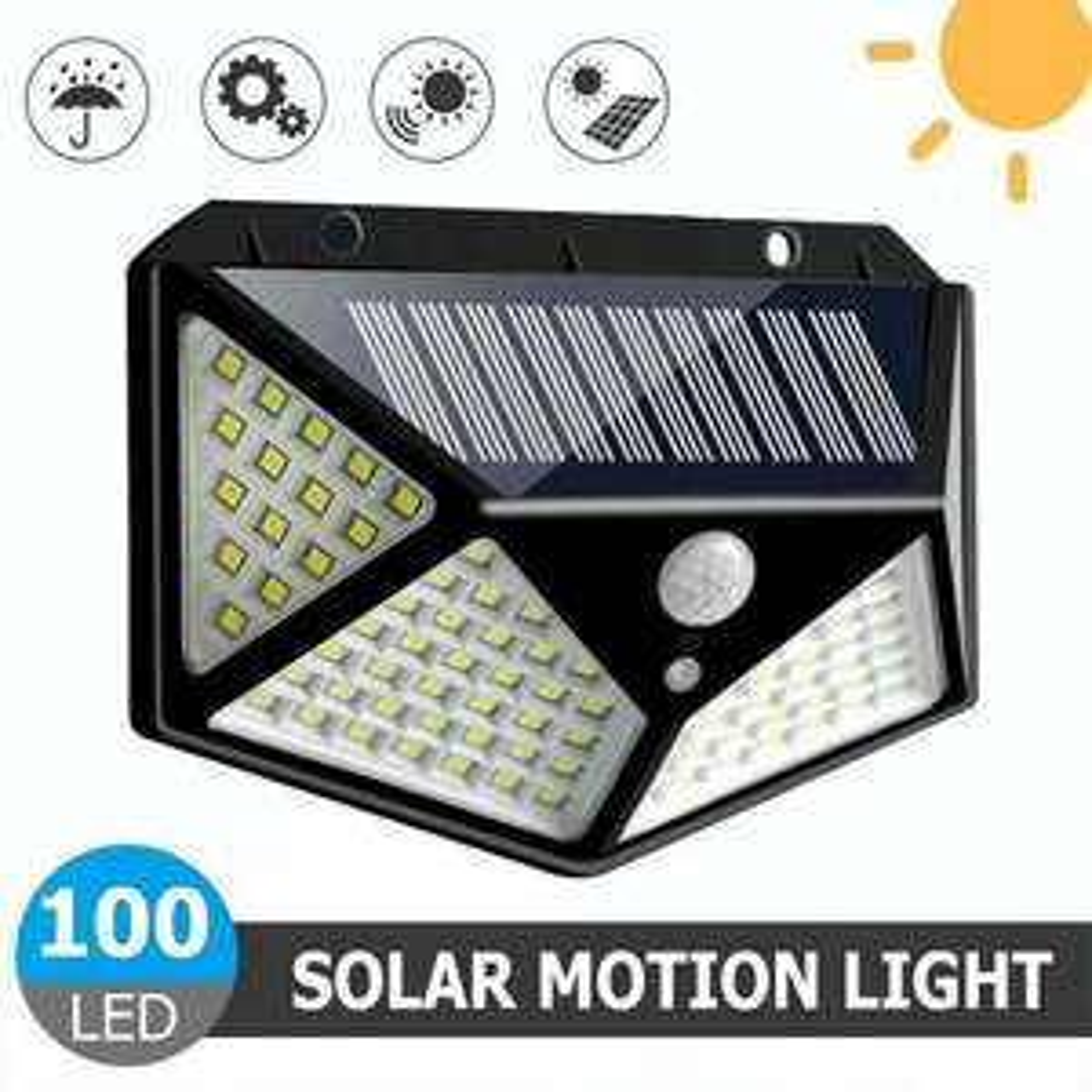 Solarna lampa ogrodowa LED 2835SMD $4.03