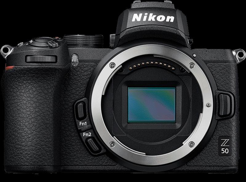 Aparat bezlusterkowy Nikon Z50 + 16-50mm f/3.5-6.3 VR + 50-250mm f/4.5-6.3 VR