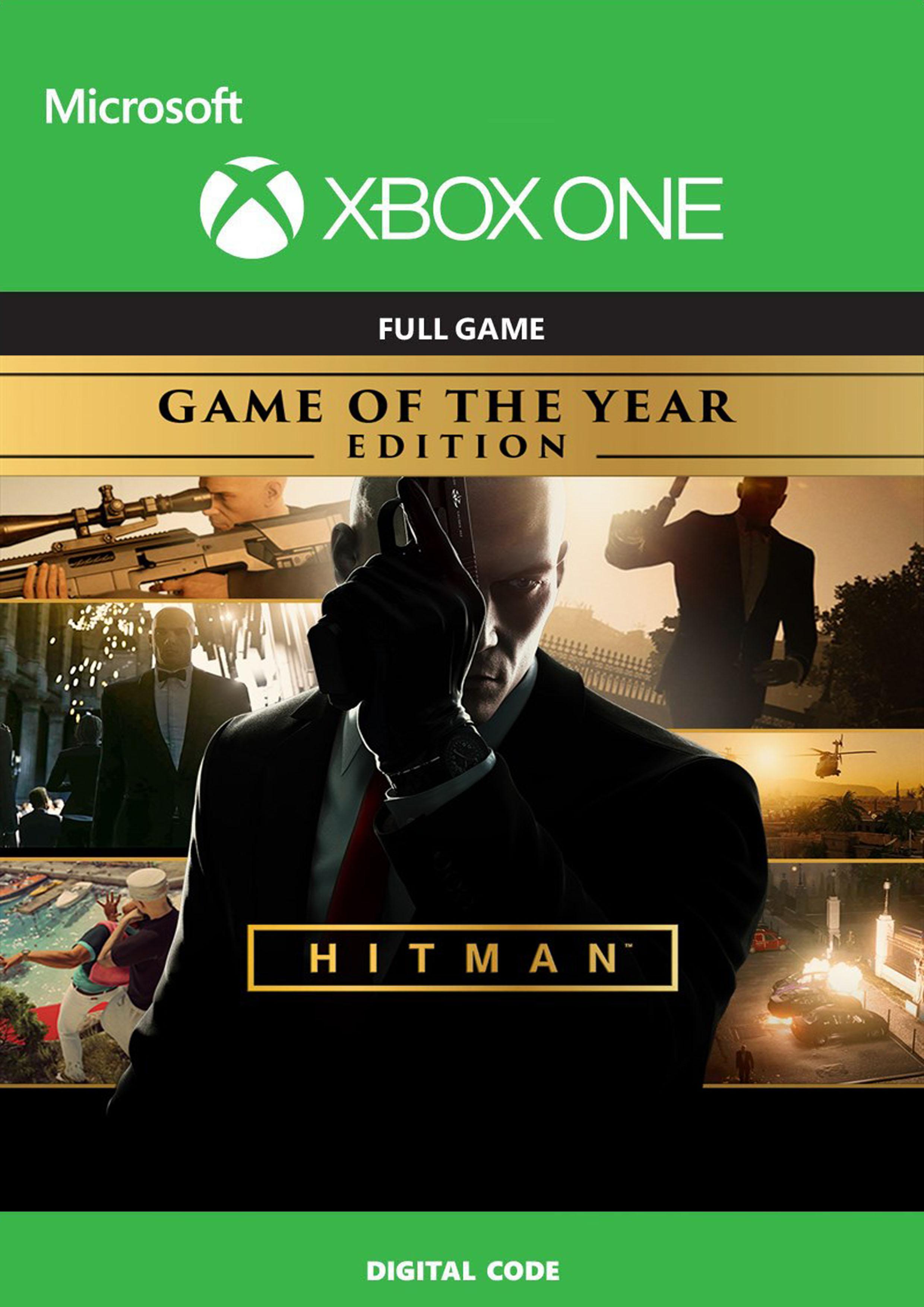 HITMAN™ - Edycja Gry Roku (KLUCZ XBOX ONE VPN)
