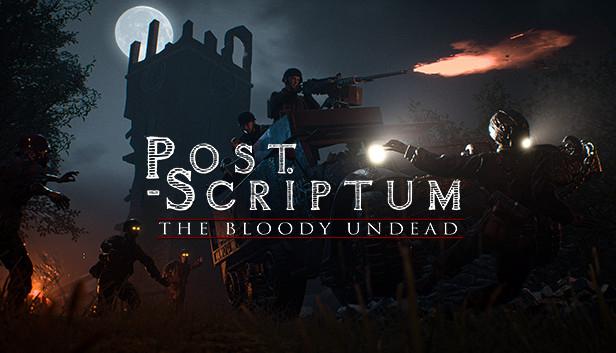 Post Scriptum - FREE WEEKEND + 50% steam halloween sale