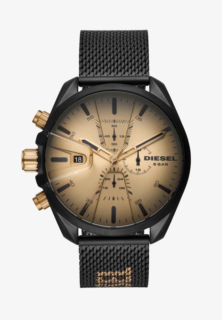Diesel MS9 CHRONO - Zegarek chronograficzny