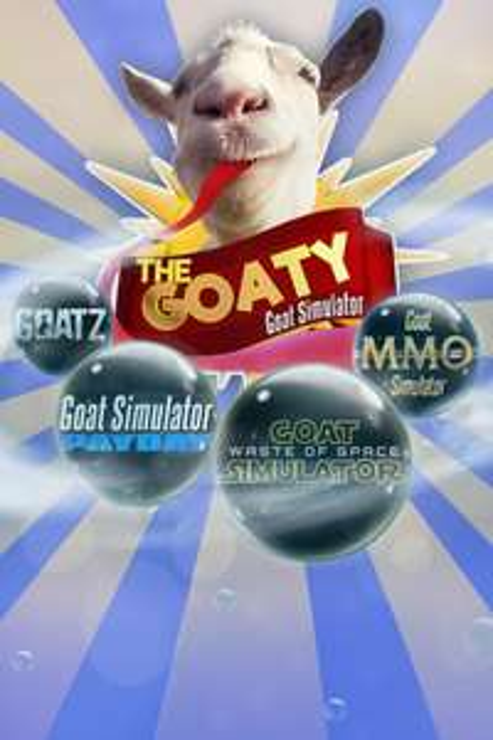 Goat Simulator: The GOATY Xbox One Klucz VPN