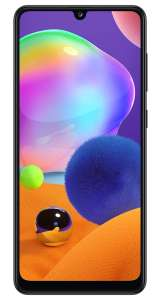 SAMSUNG GALAXY A31 4GB/64GB BLACK