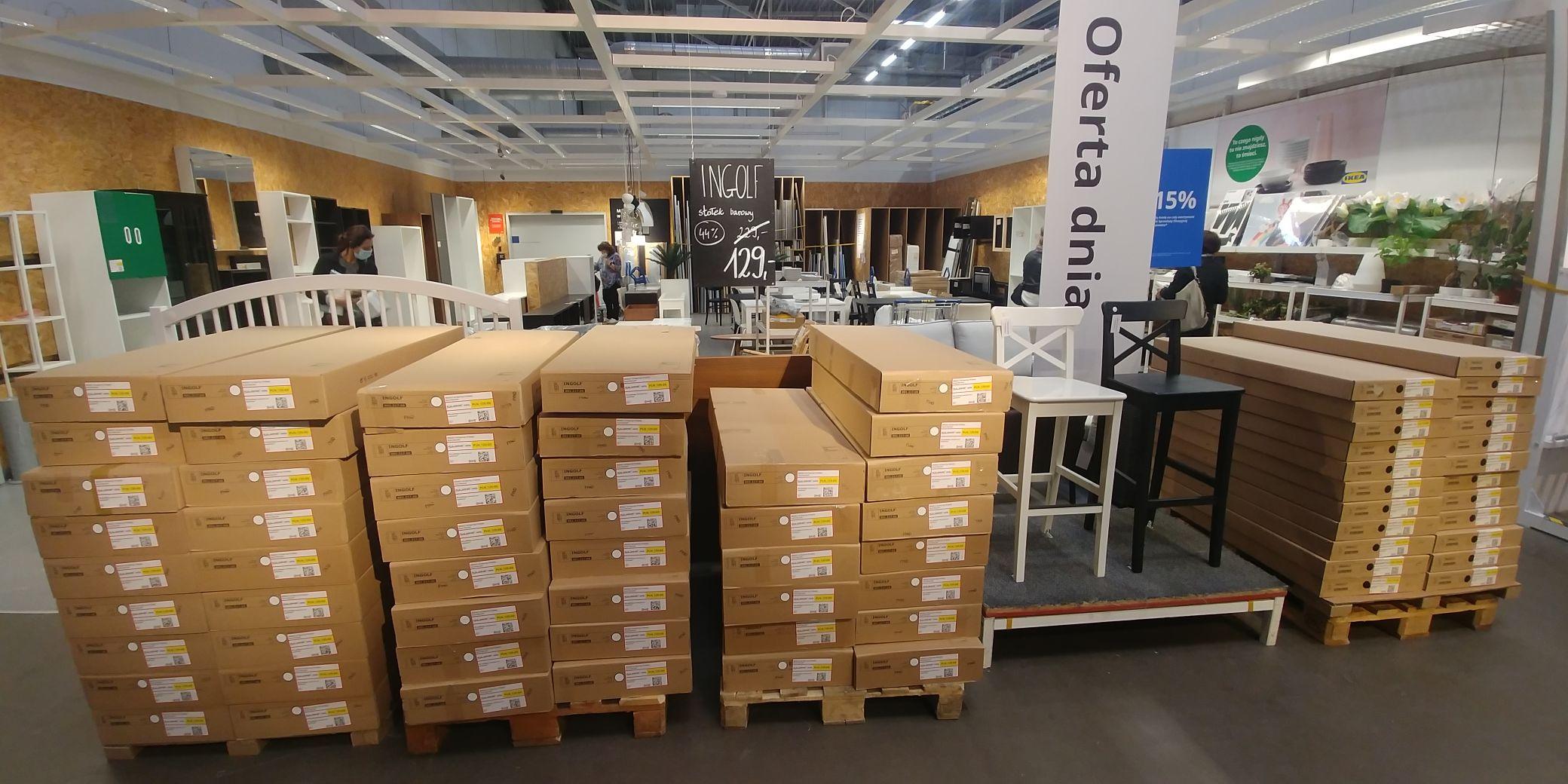 Stołki barowe - IKEA Katowice