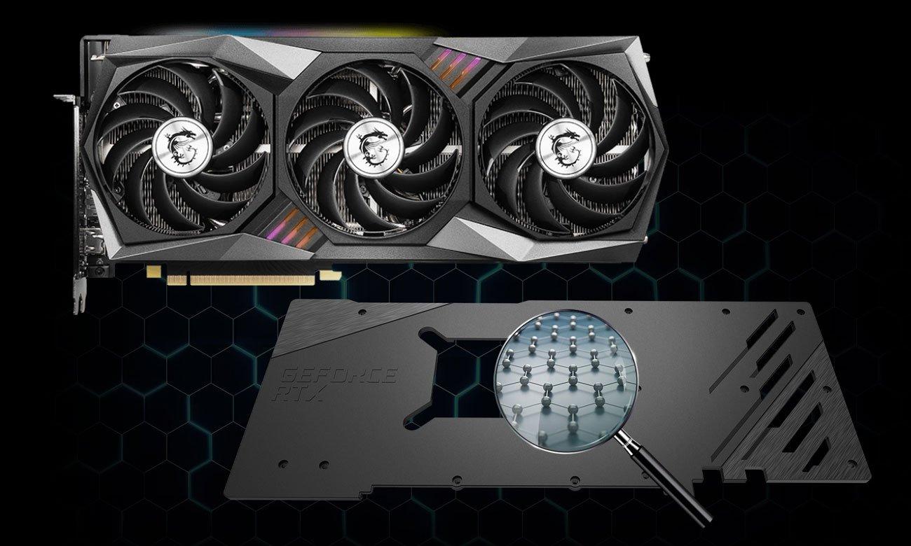 MSI GeForce RTX 3070 Gaming X Trio 8GB GDDR6 Premiera