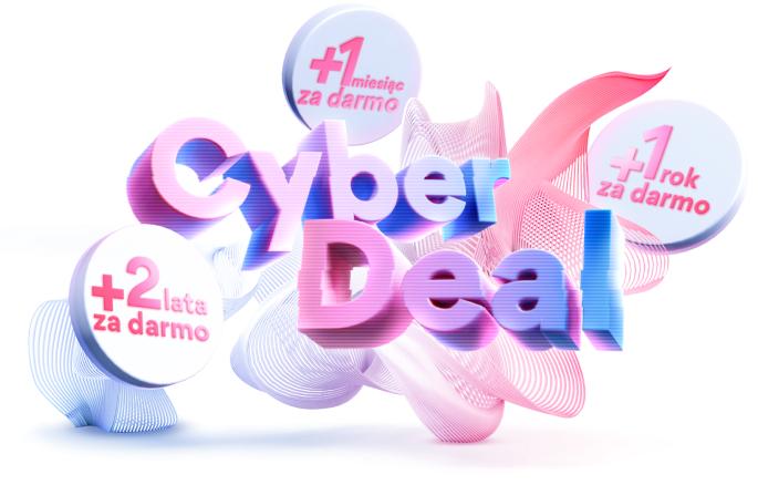 Cyber Month oferta NordVPN. 2-letni plan z 68% ZNIŻKĄ i dodatkowym planem gratis