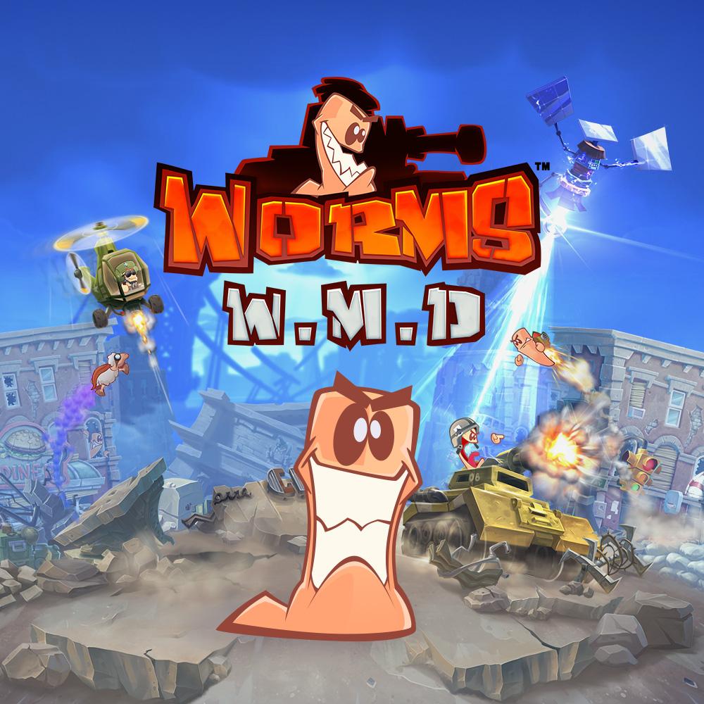 Promocje w Nintendo eShop – Worms W.M.D, Hades, Darkest Dungeon oraz Blasphemous @ Switch