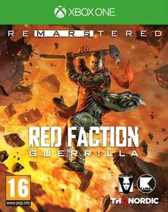 RED FACTION GUERRILLA REMARSTERED / PL / XBOX ONE