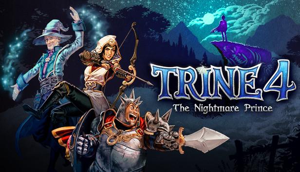 Trine 4: The Nightmare Prince Steam PL
