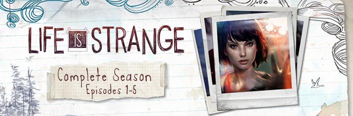 Life is Strange Complete Season (Episodes 1-5)