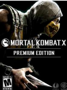 MORTAL KOMBAT X PREMIUM EDITION PC/Steam