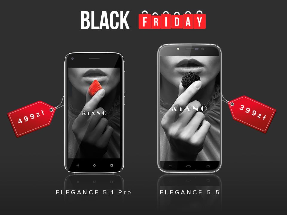 [Black Friday] Kiano Elegance 5.1 Pro za 499zł (3GB RAM) w X-Kom