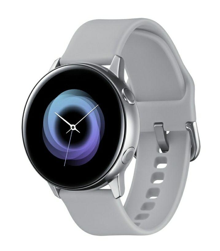 Samsung Galaxy Watch Active Srebrny