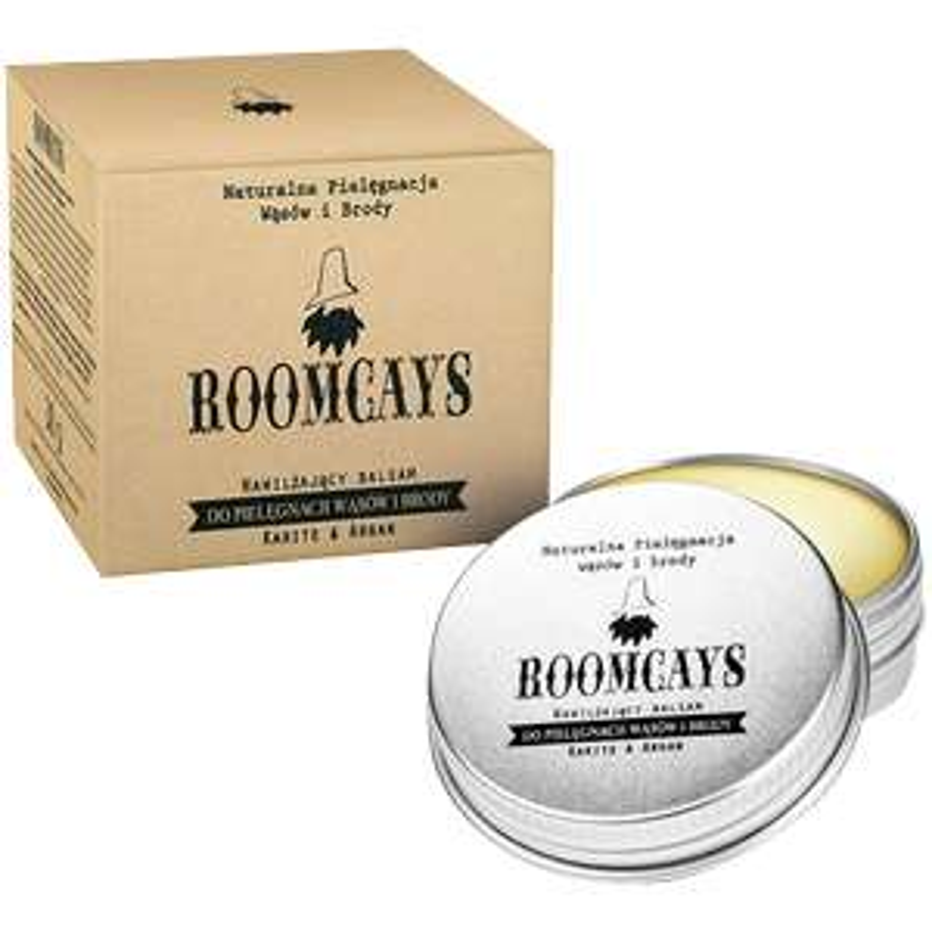 Balsam do brody i wąsów Roomcays + skarpetki za 1 gr w Hebe.pl