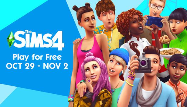 Sims 4 - Darmowy weekend