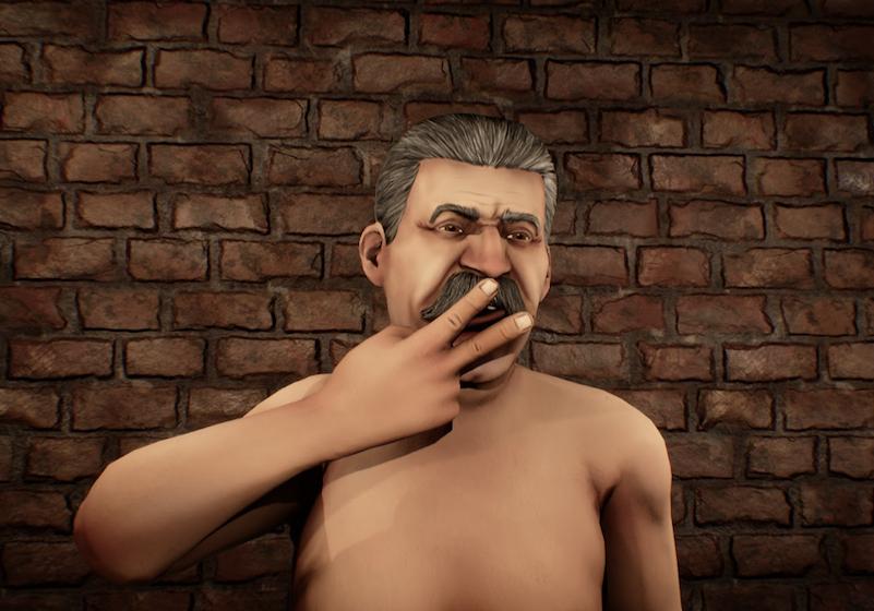 Gra Sex with Stalin przeceniona na Steamie