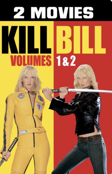 Kill Bill 2-Movie Collection - Apple iTunes, Apple TV - HD
