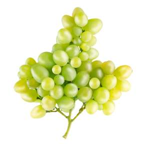Winogrona Zielone bezpestkowe 1kg Aldi