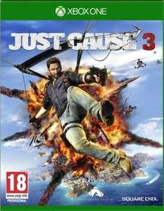 JUST CAUSE 3 / XBOX ONE / ANG / NOWA