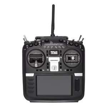 Aparatura do dronów RadioMaster TX16S (2.4G, 16CH, OpenTX, sensory Halla) @ Banggood