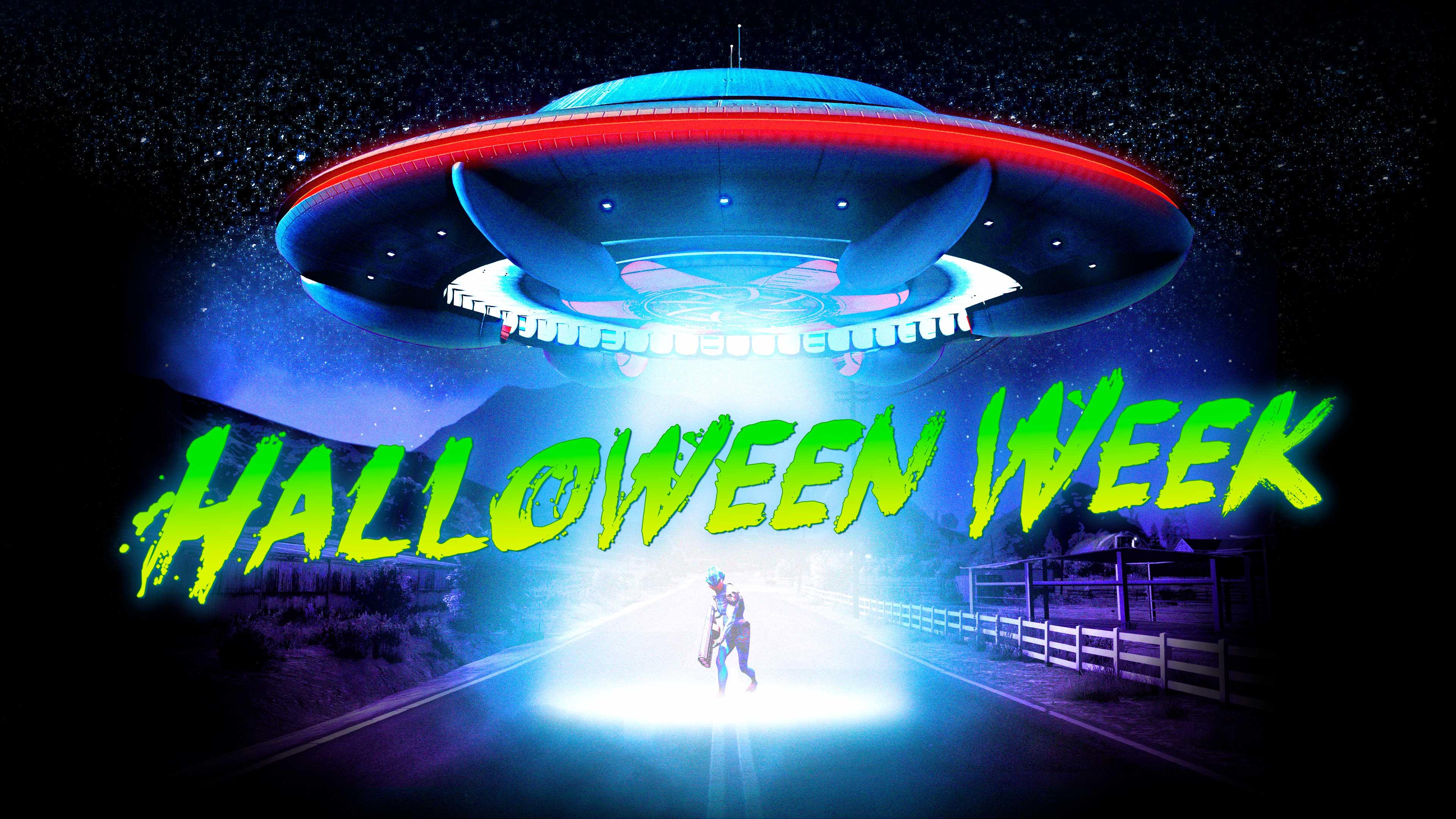 Halloweenowy tydzień w GTA Online - prezenty i zniżki