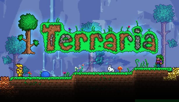 Terraria ponownie 50% taniej (promocja do 02.11)
