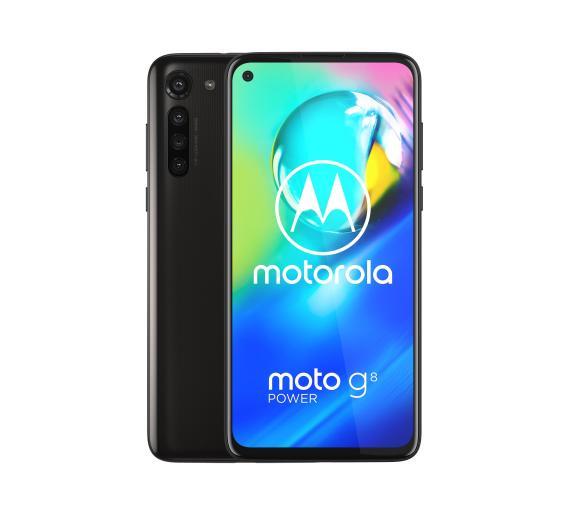 Smartfon Motorola Moto G8 Power 4/64GB Czarny/Niebieski