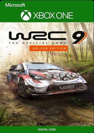 WRC 9 Deluxe FIA World Rally Championship (KLUCZ XBOX ONE VPN) 1361,64 rub