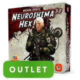 OUTLET Gra planszowa Neuroshima HEX 3.0 PL - uszkodzony