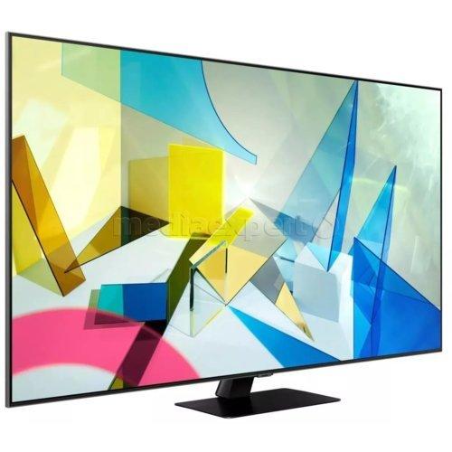 Telewizor SAMSUNG QLED QE65Q80T (4506,00) + Szczoteczka ORAL-B (64)