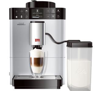 Ekspres do kawy Melitta Passione OT F53/1-101 (srebrny)