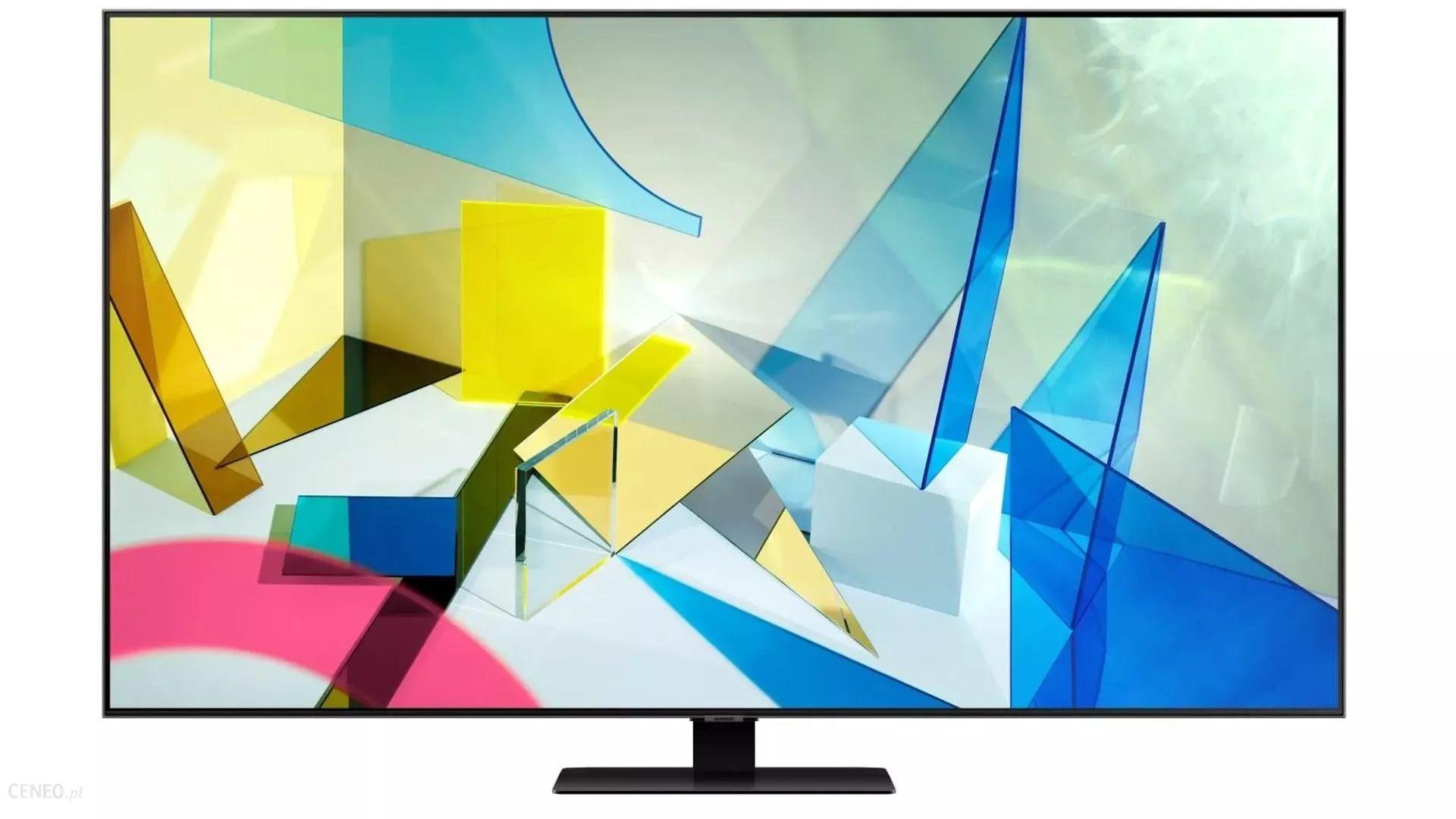Telewizor SAMSUNG QLED QE55Q80TAT 100Hz