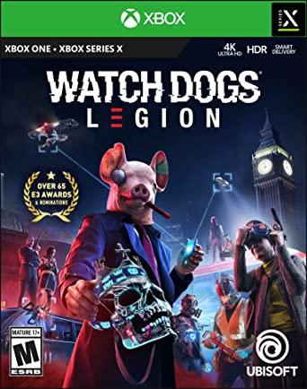 Watch Dogs: Legion (KLUCZ XBOX ONE|X|S)- 53 $
