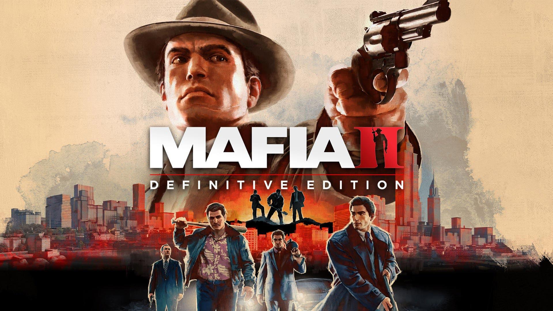 [PS4 - PSN] Mafia II Edycja Ostateczna