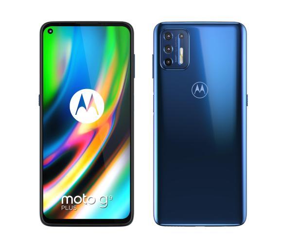 Motorola Moto G9 Plus 4/128GB Niebieska