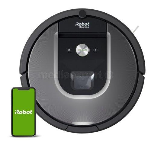 Robot sprzątający IROBOT Roomba 975