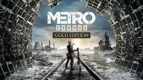 Metro Exodus Złota edycja. Jest tez tańsza standard.