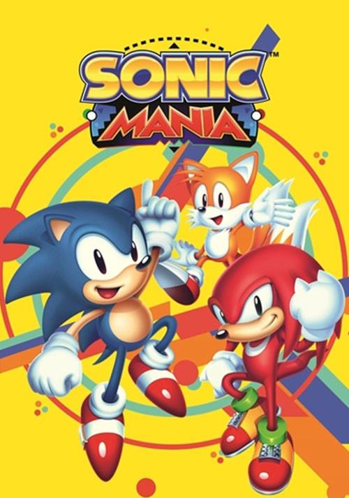 Wyprzedaż wydawcy SEGA w Gamesplanet UK – Sonic Mania za 17,37 zł @ Steam