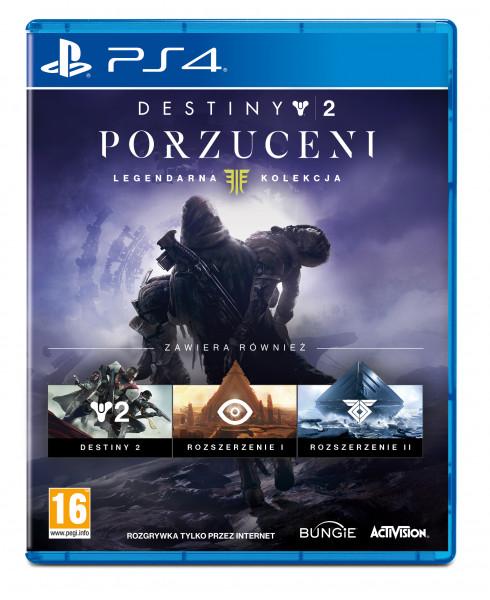 Destiny 2: Porzuceni - Legendarna Kolekcja PS4 i Xbox One